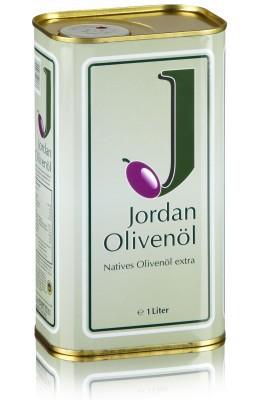 Jordan Olivenöl 1 Liter